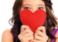 Herz-Mädchen