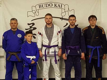 Blue And Purple Gradings