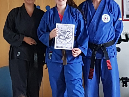 Student Of The Month - July 2018