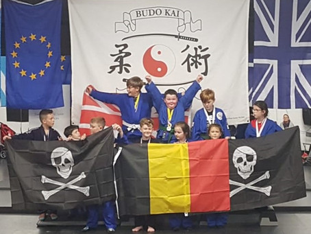 Gold, Silver and Bronze Results!