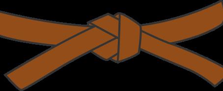 Brown Belt Certs Presented!
