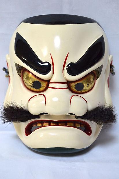 Noh Samurai mask.jpg