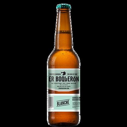 La Blanca Cerveza con Agua de Mar 33 cl.