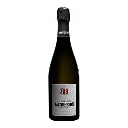"Champagne Extra Brut ""Cuvée N° 739"""