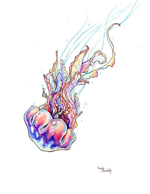 Jellyfish iPhone EDITED
