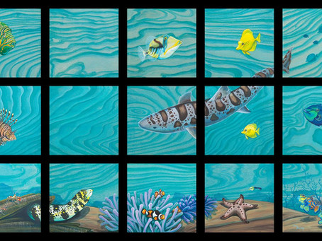 "Presenting: ""Underwater Menagerie"""