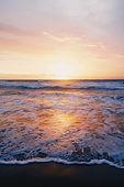 Sunlight Reflecting off the ocean