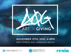 Art of Giving Artist Fundraiser 11132021