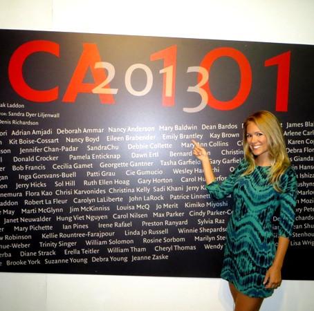 CA-101 Art Show