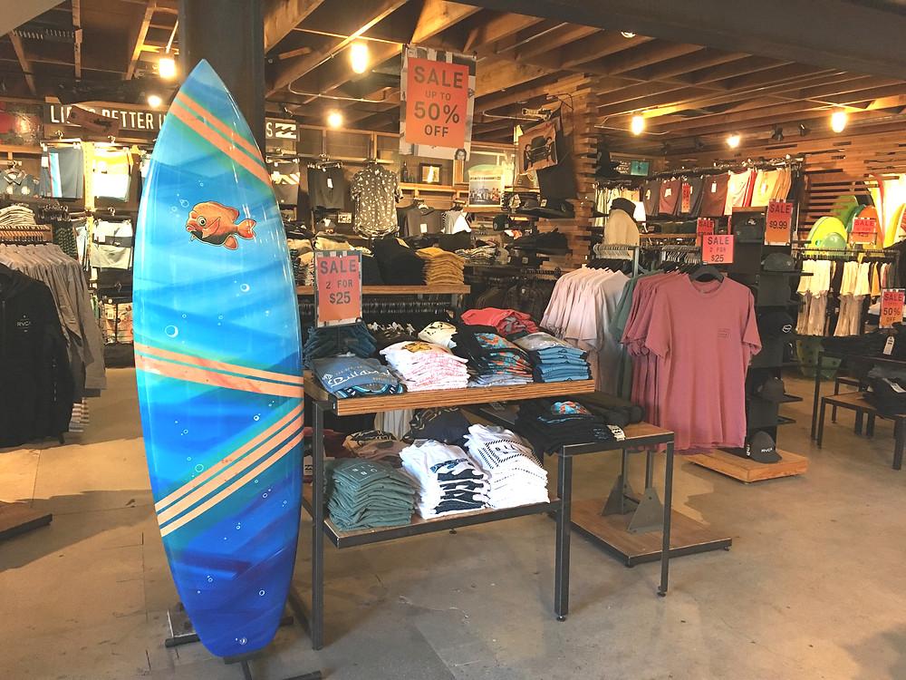 becker surfboard mermaid surf garibaldi