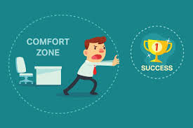 Breaking Out Of Your Comfort Zone for Success