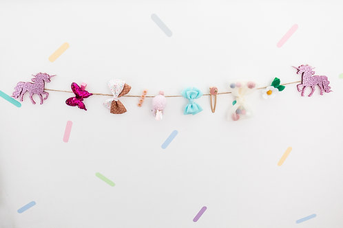 "Kids Display Garland - 48"" twine"
