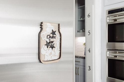 Kids Personalized Chore Jars