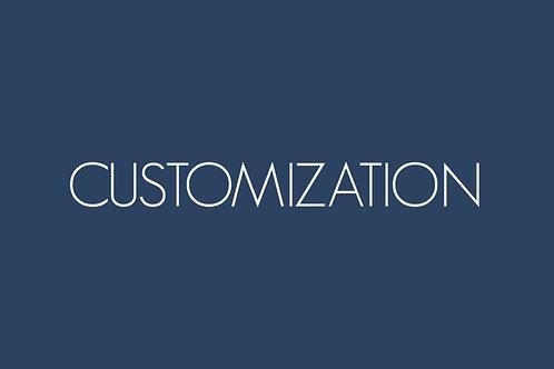 Custom Listing | Adele White