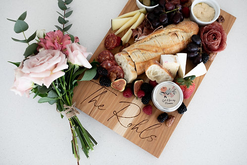 Mother's Day Charcuterie  Gift Set