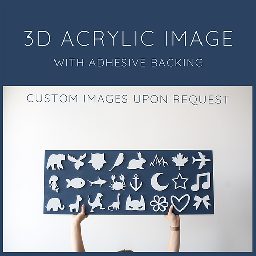 3D Acrylic Image