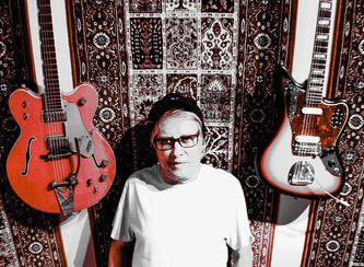 in Hush recording studio