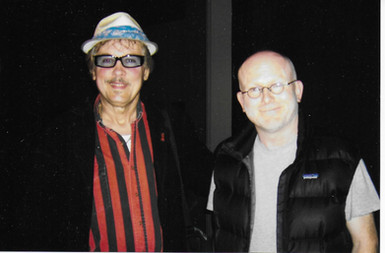 with songwriter Jim Vallance