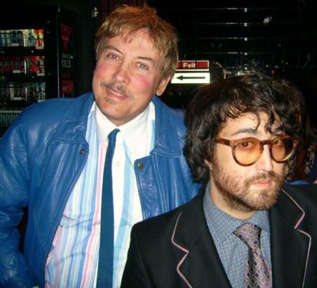 with Sean Lennon