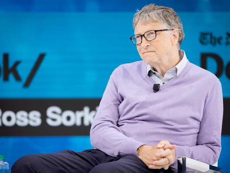 A Tale of Greed: Oxford Pledged to Donate Covid Vaccine Rights, Then Sold Them, Thanks to Bill Gates