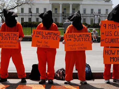 A Guantánamo Prisoner Writes to President Biden