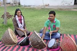 מסע בעקבות הצלילים והריקודים של הודו