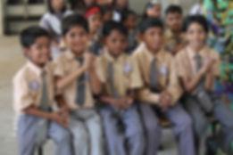 בית ספר הודי- טיול להודו עם סג'ידה בן צור