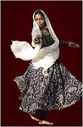 סג'ידה בן צור שפית ורקדנית