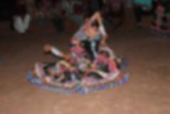 ריקוד צועני ברג'סטאן הודו-טיול בוטיק עם סג'ידה בן צור