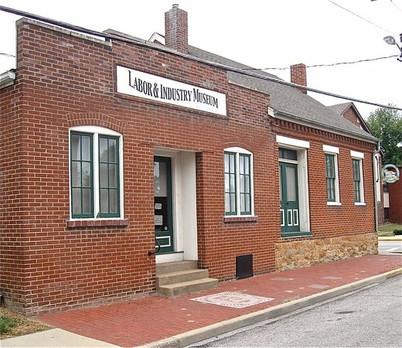 Belleville Labor and Industry Museum Exhibit on Mother Jones