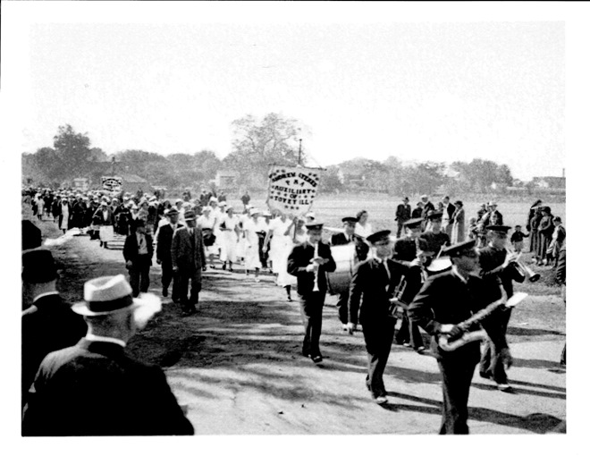Union Miners March