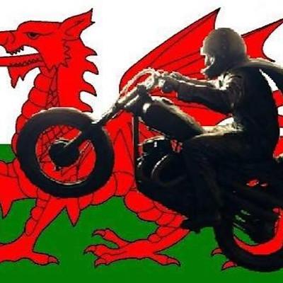 The Cymru Knievels - The Ride Cymru Motorcycle Event