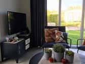 gezellige woonkamer