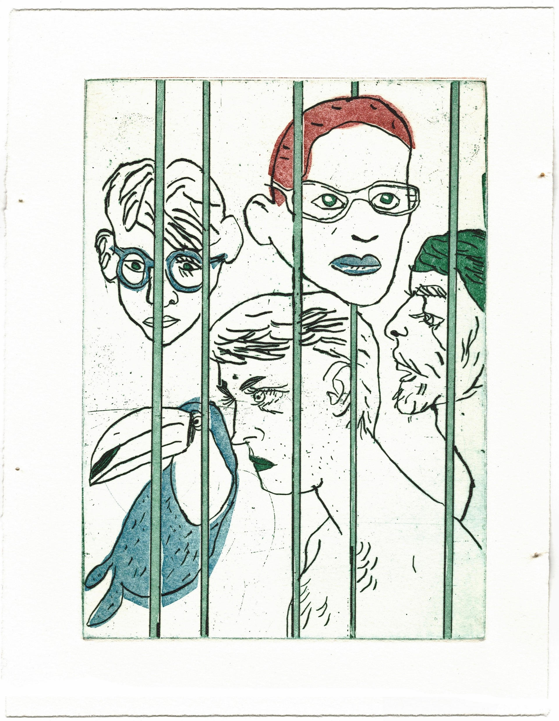 Jailbirds - Proof #2