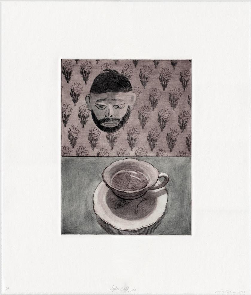 Light Cold Tea, Black Version
