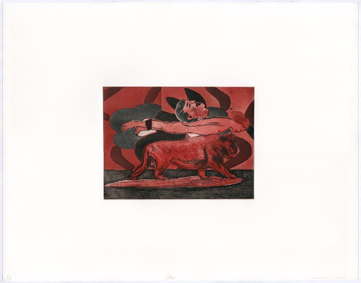 Tiles, Red Version