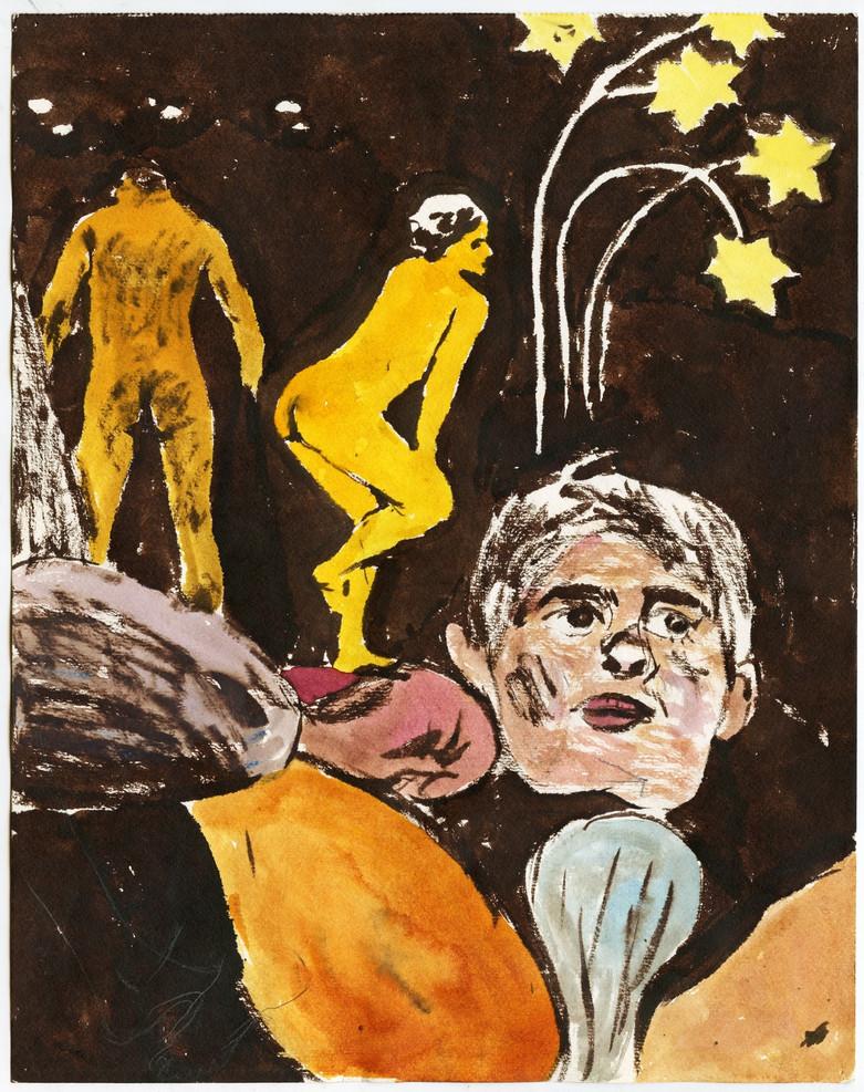 A Yellow Dream