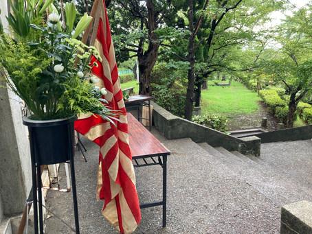 第93回 美保関沖事件殉職者追悼参拝式
