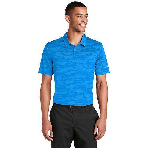 Nike Dri-FIT Waves Jacquard Polo NKAA1852