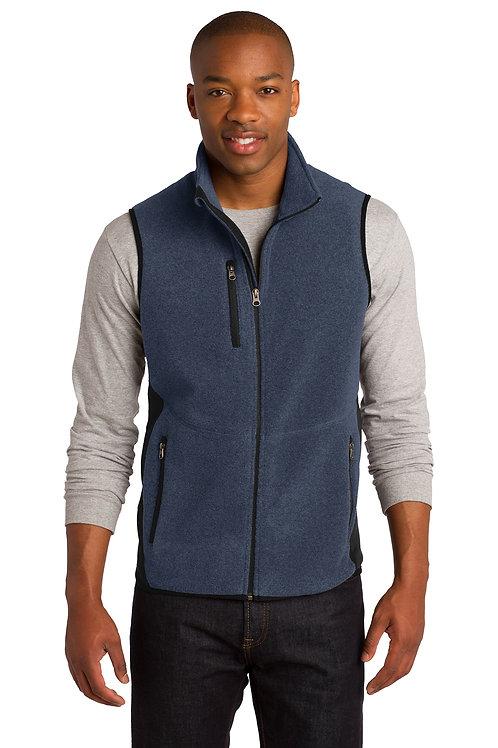 Port Authority® R-Tek® Pro Fleece Full-Zip Vest F228