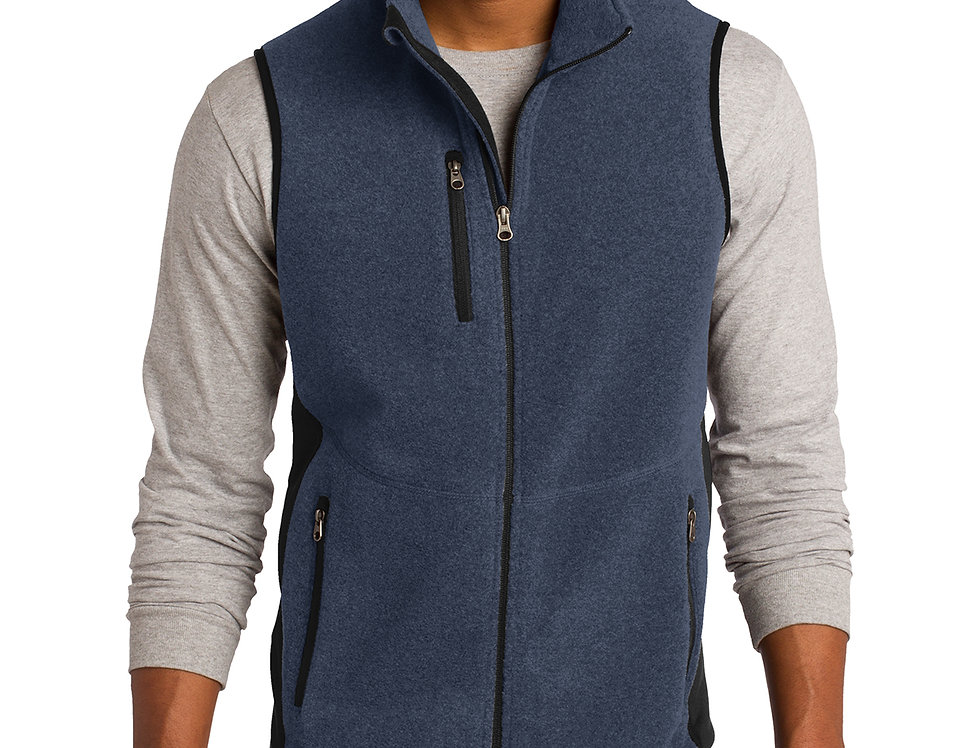 Port Authority® R-Tek® Pro Fleece Full-Zip Vest F228