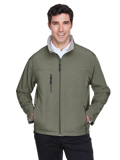 Devon & Jones Men's Soft Shell Jacket D995