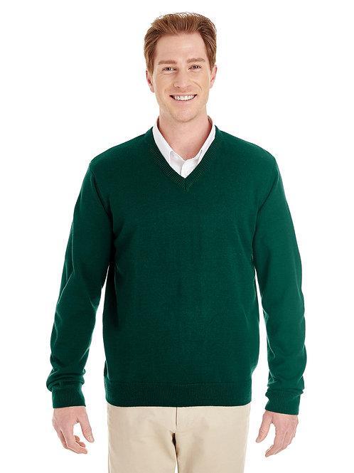 Harriton Men's Pilbloc™ V-Neck Sweater M420