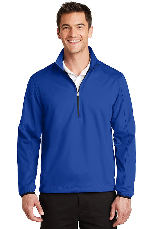 Port Authority® Active 1/2-Zip Soft Shell Jacket J716