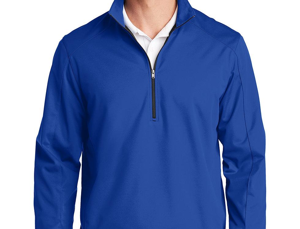 Port Authority® Active 1/2-Zip Soft Shell Jacket J716