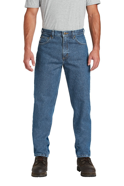 Carhartt ® Relaxed-Fit Tapered-Leg Jean CTB17