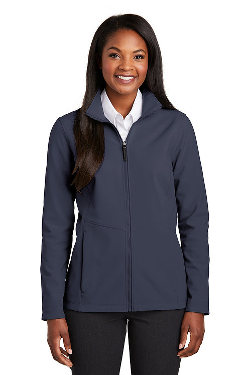 Port Authority ® Ladies Collective Soft Shell Jacket L901