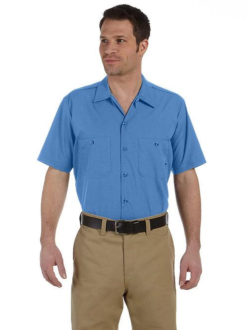 Dickies Men's 4.25 oz. Industrial Short-Sleeve Work Shirt LS535