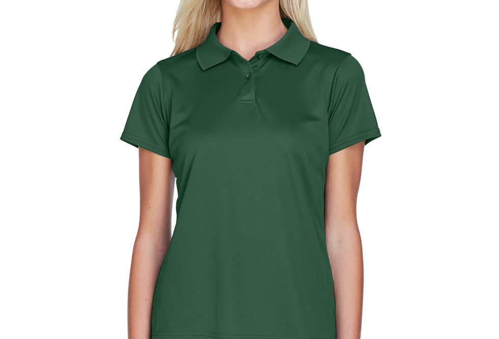 Harriton Ladies' 4 oz. Polytech Polo M315W
