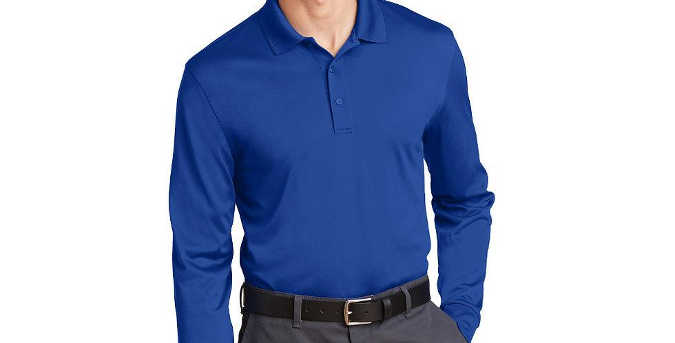 CornerStone Select Snag-Proof Long Sleeve Polo CS412LS